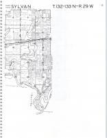 Map Image 004, Cass County 1981